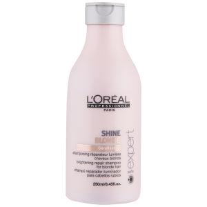 L'Oreal Shine Blonde Shampoo 250ml - CHS New Zealand