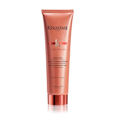Kerastase Discipline Oleo Curl Cream for curly hair